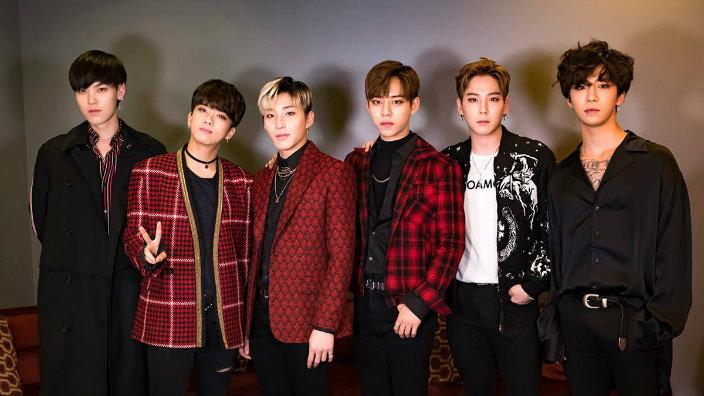 B.A.P 2018 K-Pop Group Members
